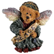 Angel Magnet Boyds Bears One Of A Kind Vintage Rare