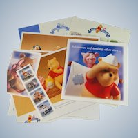 1999 Catalog Pooh and Friends Disney Plus Extras