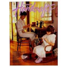 Country Handcrafts Magazine Bazaar Edition 1990