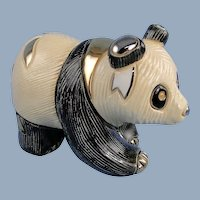 Artesania Rinconada Walking Panda Collectors Club Exclusive