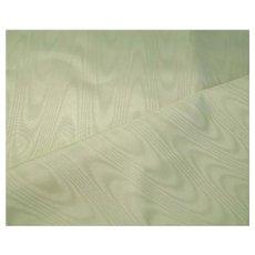 Vintage Moiré Taffeta Cream Ivory Fabric Remnant