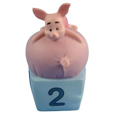 Pooh & Friends Piglet Birthday Two Disney Figurine