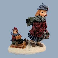 Boyds Dollstone Courtney Rare Color Variation Limited Edition 1E