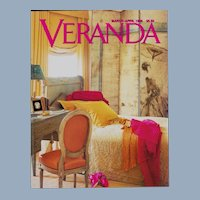 Veranda Magazine March April 1999