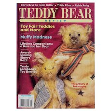 Teddy Bear Review Magazine May June 1999