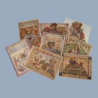 Boyds Bears Greeting Cards Set Premiere Edition