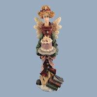 Boyds Folkstone Birthday Angel Beatrice Second Version