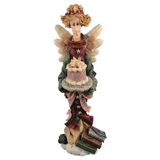 Boyds Folkstone Birthday Angel Beatrice Second Version