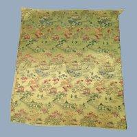 Hong Kong Mayon Silk Tapestry Fabric
