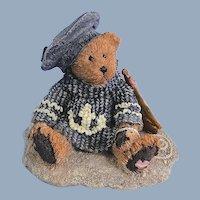 Boyds Bears Bearstone Christian by the Sea Figurine