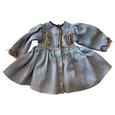 Madame Alexander Babs Skater Dress 1940s