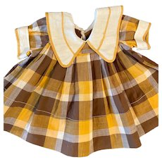 Original Ideal Shirley Temple Dress Bright Eyes 1935