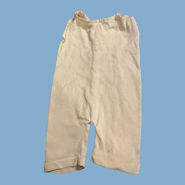 Long-Johns for Bisque and Composition Dolls