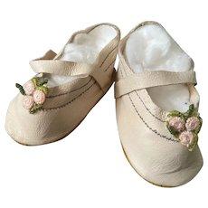 Kidskin Doll Shoes