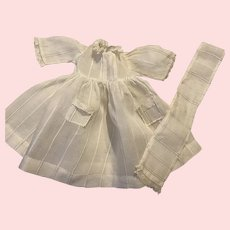 Lovely Dress for Bisque Dolls