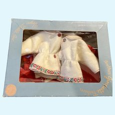 Vogue Ginnette 1957 Snowsuit Outfit in Original Box