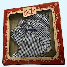 Mint in Package Tiny Terri Lee Outfit 1952