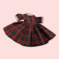 American Character Betsy McCall Dress 1950s