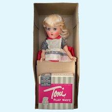 Mint in Box Ideal Toni Doll 1952