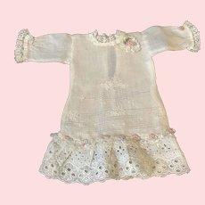 Pretty Dress for Bisque Dolls