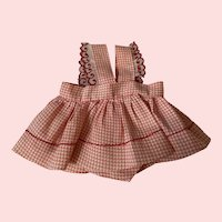 Original Effanbee Patsy Dress 1930s