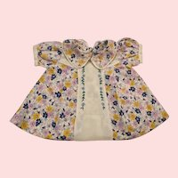 Darling Dress for Effanbee Patsy Ann and Friends 1930s