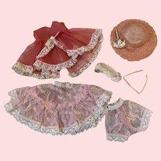 Pretty Underthings for Small Fashion Dolls