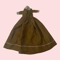 Antique Doll Dress 1890