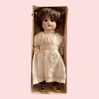 Theodor Recknagel German Bisque Doll 1909 in her Original Box