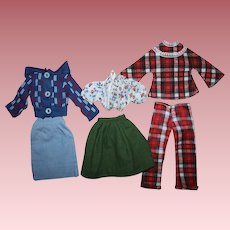 Outfits for Fashion Dolls 1950s