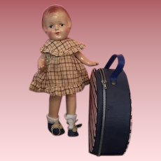 Lovely Arranbee Nancy Doll with Extra Clothes 1930s
