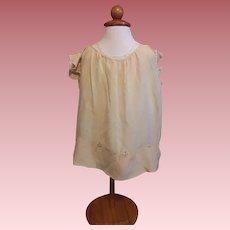 Beautiful Silk Baby Dress and Slip 1910