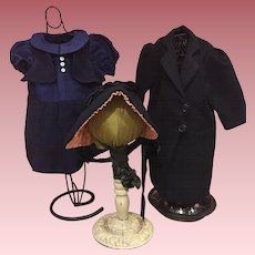 Three Piece Ensemble For Bisque Dolls