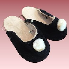 German Doll Shoes Size 8