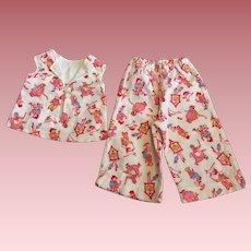 Effanbee Patsy Ann Pajamas 1930s