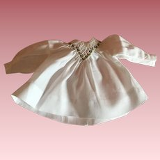 Sweet Dress For Small Bisque Dolls