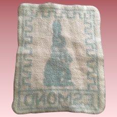 Effanbee Esmond Dy-Dee Blanket