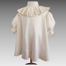 Antique Baby Frock for Large Dolls 1900