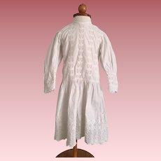 Antique Child's Dress 1900