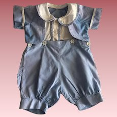 Button Together Doll Romper for Toddlers 1920