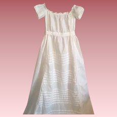 Antique Christening Gown 1890