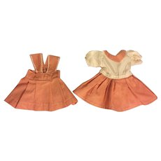 Two Piece Outfit for Ideal Shirley Temple and Friends 1930s
