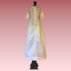 Antique Baby Doll Christening Gown