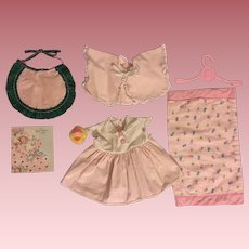 American Character Clothes and Accessories 1950s