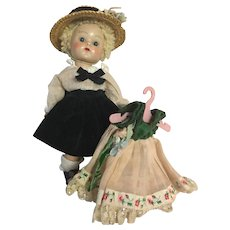 Early Vogue Ginny Doll 1950s