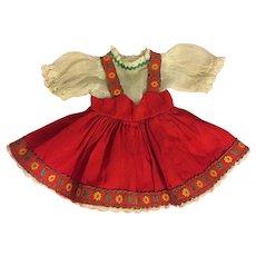 Ideal P90 Toni Original Dress 1950s