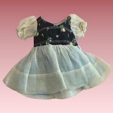 Original Ideal Betsy McCall Doll Dress 1952