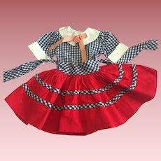 American Character Sweet Sue Doll Original Coed Dress