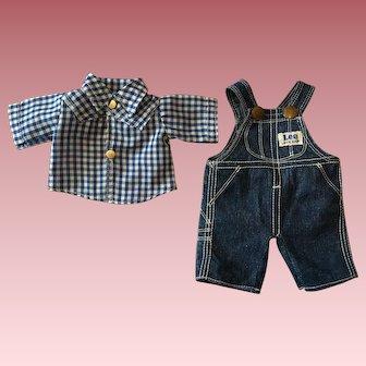 Original Vintage Buddy Lee Outfit 1930s