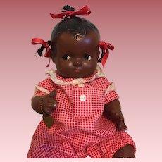 VERY RARE Near Mint Effanbee Black Patsy Baby 1936
